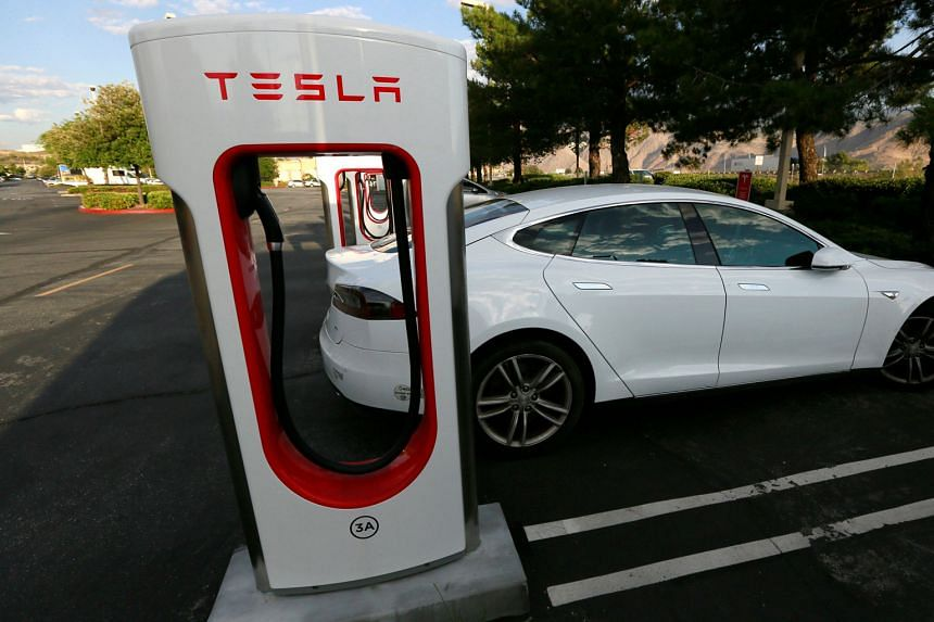 Tesla is touting the new models as it faces a wave of bad publicity about self-driving capabilities in its electric vehicles.