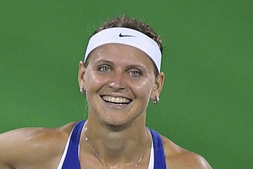 Lucie Safarova.