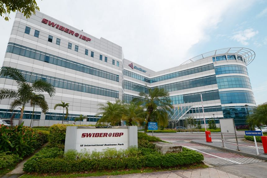 The claims against oil services firm Swiber holdings (left) have ballooned in recent weeks, skyrocketing from just US$25.9 million (S$35.3 million) last month, when the company sought to be put under judicial management.