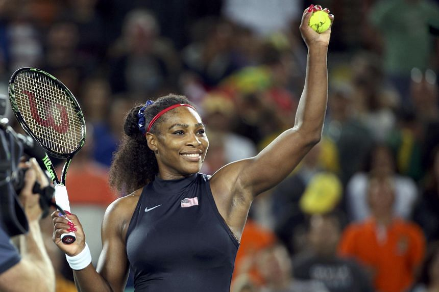 Serena Williams, who suffered a surprise loss in the US Open semi-finals last year, will face pressure from Angelique Kerber and Garbine Muguruza, among others, says Chris Evert.