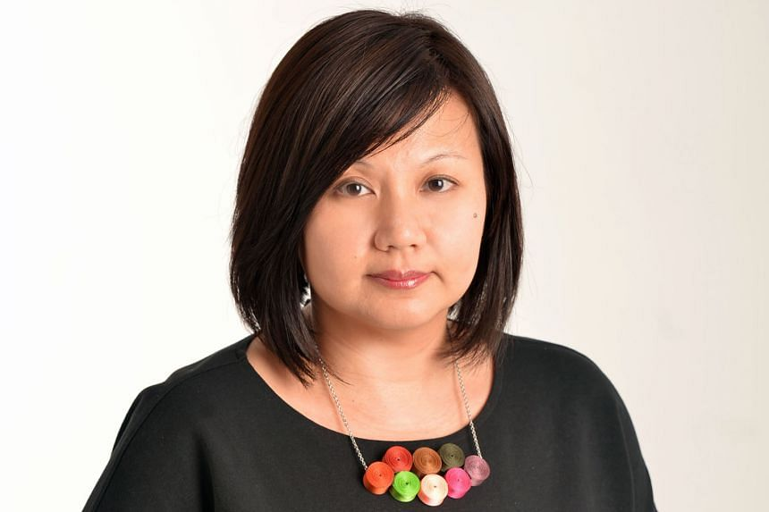 Ms Ong Hwee Hwee will strive to win the attention of time-starved readers as ST digital editor.