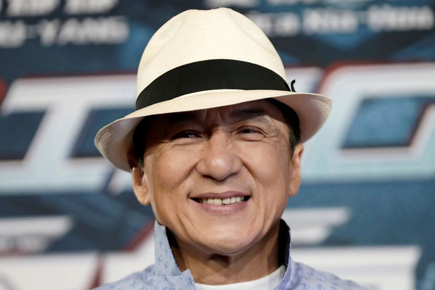 Hong Kong martial arts star Jackie Chan will be the first Chinese to receive the honorary Oscar award when it is presented to him on Nov 12.