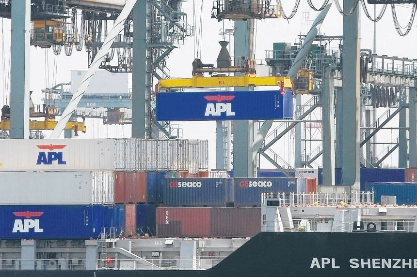 NOL ships under the APL brand. To turn the loss-making NOL around, CMA CGM vice-chairman Rodolphe Saade has said the group plans to sell US$1 billion (S$1.35 billion) in assets to strengthen its balance sheet. As part of the acquisition, the French s