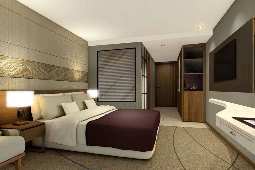 The 150-room Park Hotel Yeongdeungpo in Seoul is under construction and scheduled to open early next year.