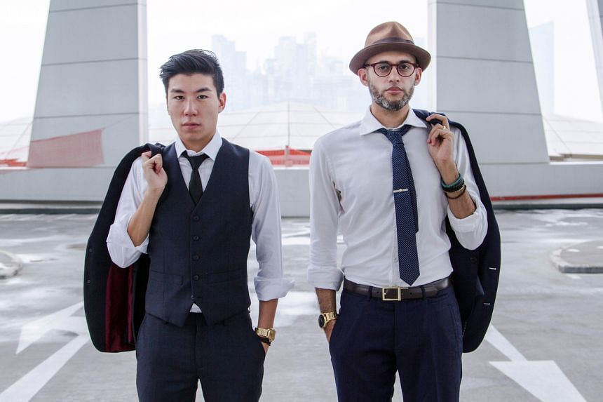 Mentalist duo We Are Confidence's Chris Kwong and Jean-Christophe Celestin say they are conmen.