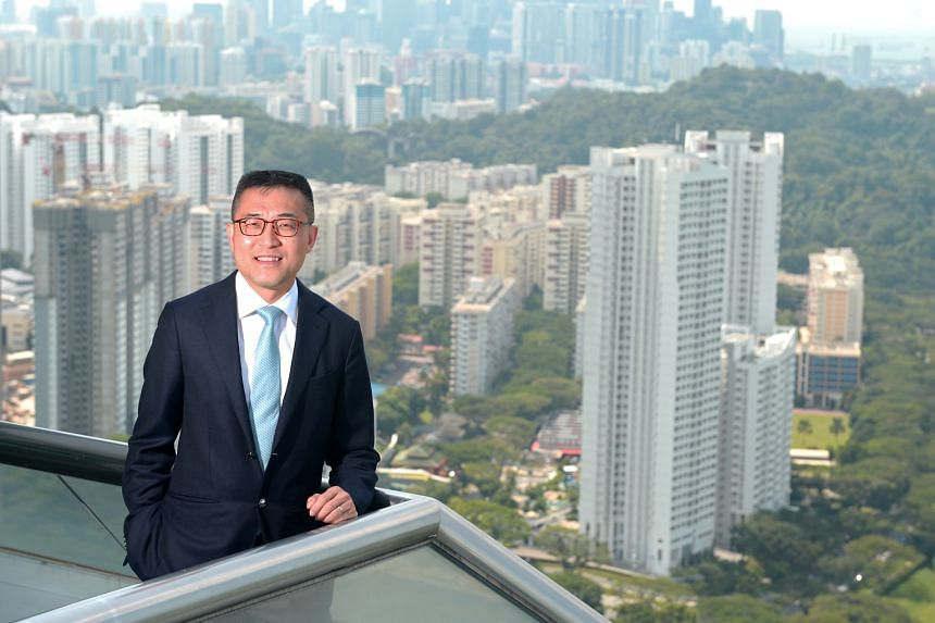 MPA chief executive Andrew Tan said Singapore's maritime industry has to take advantage of the current downturn to look at what it can do when the upturn comes.