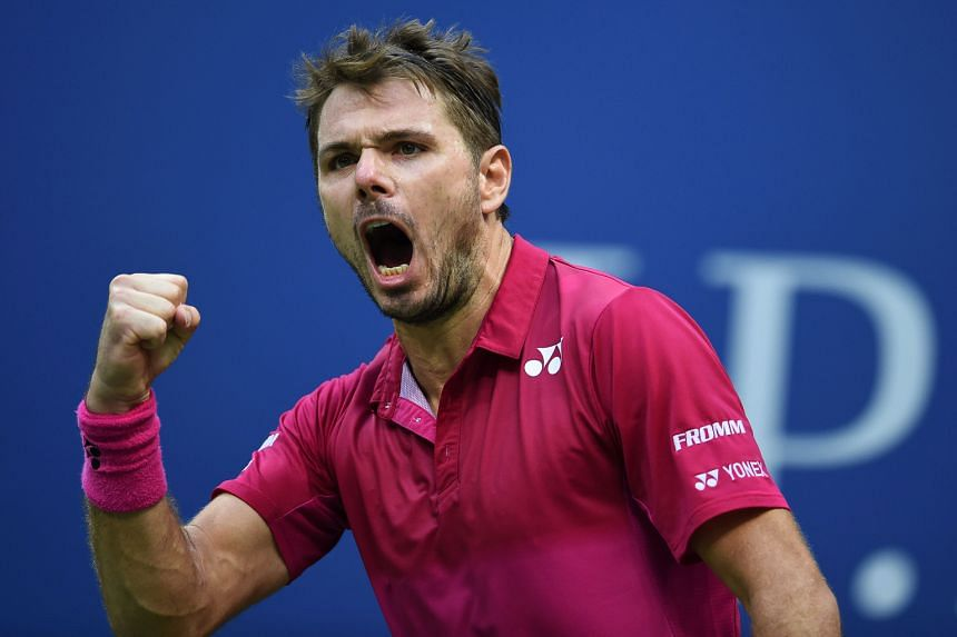 Stan Wawrinka is all fired up after winning the second set to level the US Open final against Novak Djokovic. The world No. 1 calls him a big-game player, as the Swiss has won all three Grand Slam finals, twice beating the Serb, and also his last 11