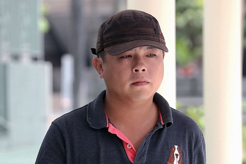 Jover Chew (above) was sentenced to 33 months' jail and a fine of $2,000 for cheating his customers last November. Four of his workers were also jailed last year for similar offences.