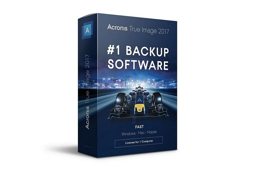 ATI 2017 offers features such as having your smartphone backed up directly to your local computer as well as the cloud, searching your backup for specific files to recover, and backing up your Facebook account.