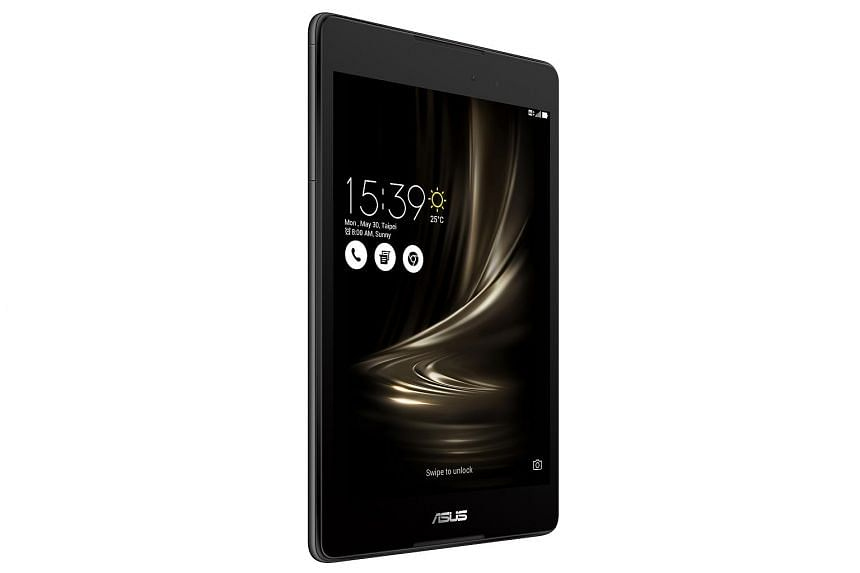 The Asus ZenPad 3 8.0 ran for about 91/2 hours in a video-loop battery test, outlasting the iPad mini 4 by two hours.