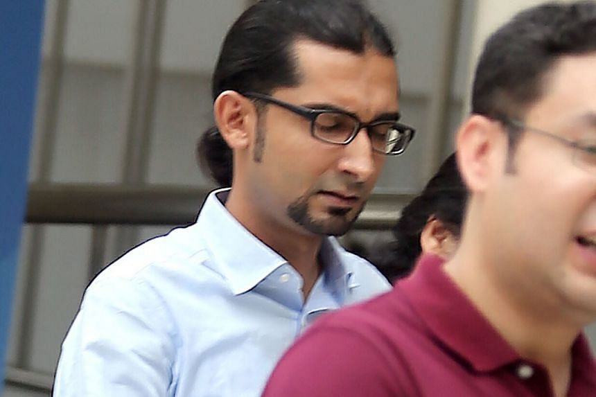 """Gopal Mahey, who will start serving his sentence next Wednesday, even loaned money to a man he was counselling so they could sell drugs together, thinking of it as an """"investment opportunity"""". He did this while he was counselling drug abusers in pris"""