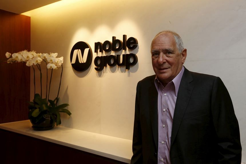 While Mr Elman says Noble is still on track to raise US$2 billion (S$2.7 billion) by cutting jobs, selling shares and assets and even holding back cash from profitable parts of the business, the search for a new investor shows the lengths it is still