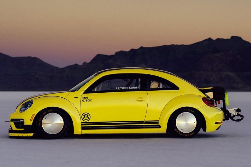 The Beetle LSR (Land Speed Record)
