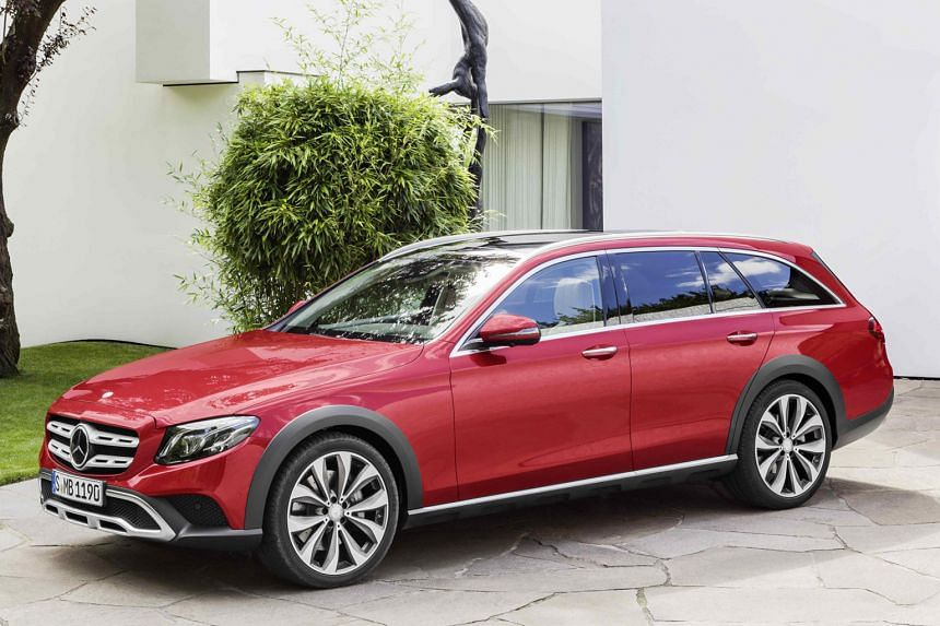 The E-class All-Terrain