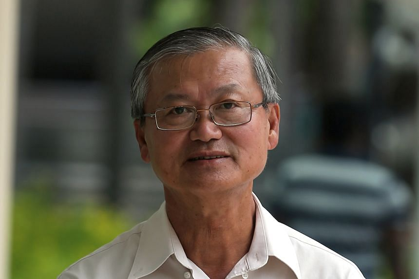 Mok is the third of seven former senior executives charged in the case to be sentenced. He is the second to be given a jail term.