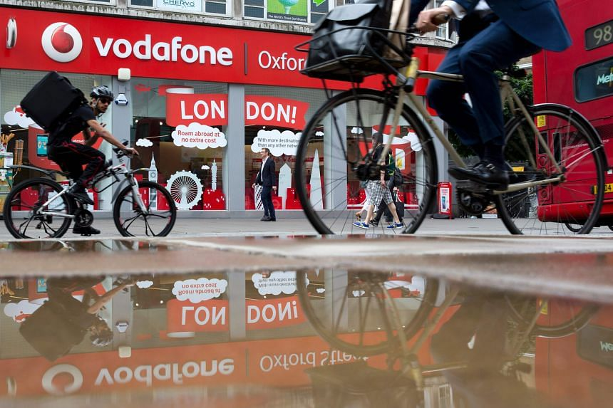 In the aftermath of the Brexit vote, mobile carrier Vodafone has openly raised the possibility of a move from Britain.