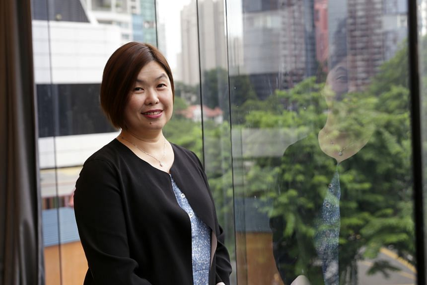 After joining UPS Singapore in 1993 as a finance and accounting collection supervisor, Ms Ho is now its managing director. She still makes time to speak with its drivers and package workers weekly.
