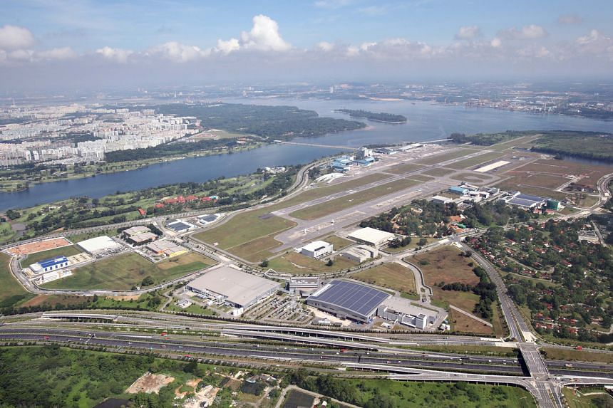 The regional centre at Seletar, which will be located next to the Seletar Aerospace Park, is expected to be developed after 2030.