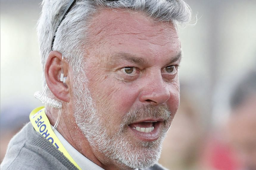 Questions have been asked of Europe captain Darren Clarke's leadership after his side were defeated by the Americans.