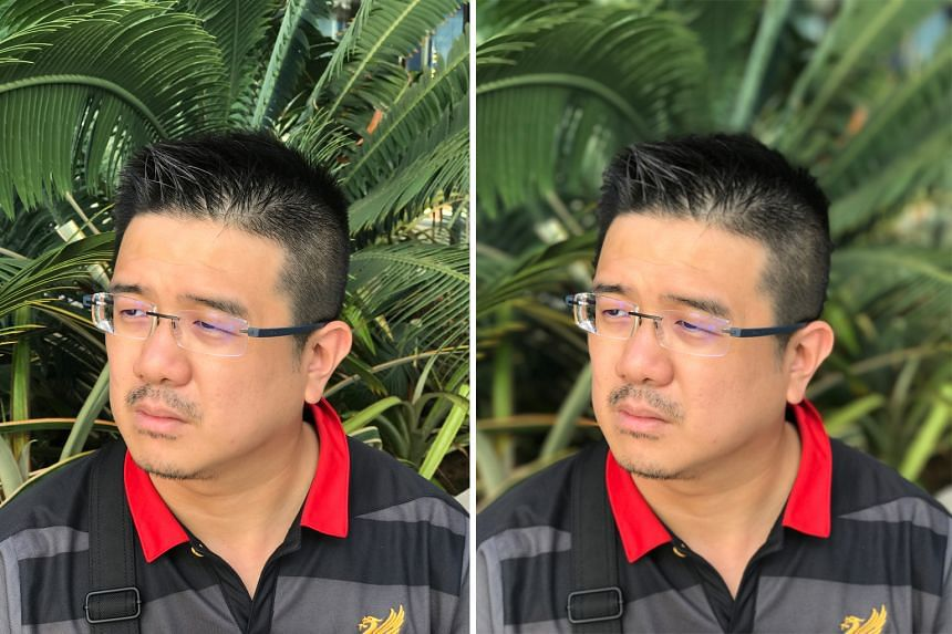 In the iOS 10.1 beta version, the Portrait mode lets you highlight the subject by gently blurring the background (above right) using a shallow depth of field. The iPhone 7 Plus (right) also does great panoramic shots.