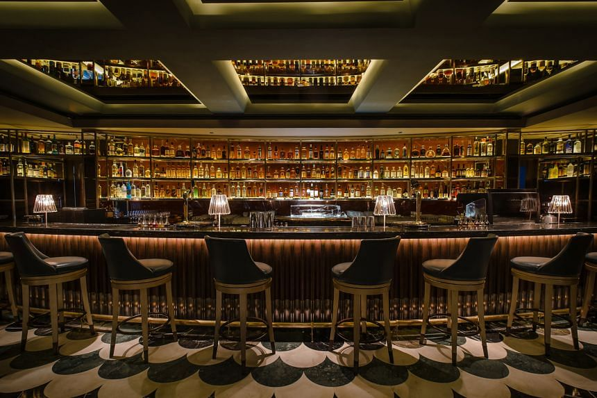 Singapore cocktail bar Manhattan is the top bar in Asia, according to the World's 50 Best Bars Awards.