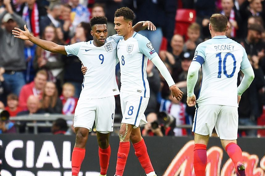 Goals from (from left) Daniel Sturridge and Dele Alli gave interim England manager Gareth Southgate a debut victory, albeit against minnows Malta.
