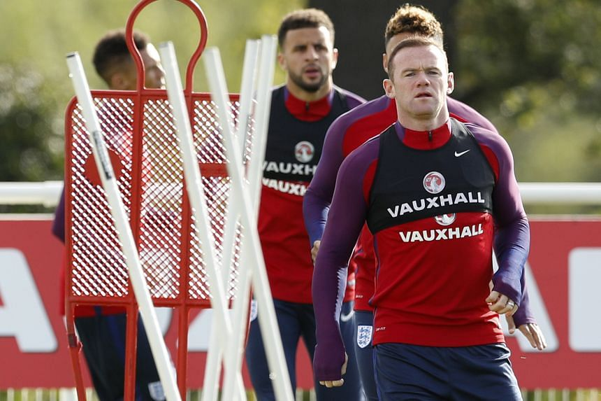 Wayne Rooney has not started in Manchester United's last three games but leaving him out of England's starting line-up for tonight's game will be a psychological boost to Slovenia.