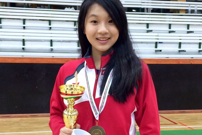 Singaporean fencer Lau Ywen won the European Cadet Circuit event in Hungary under new tactical rules. She is the reigning world Cadet (Under-17) champion.