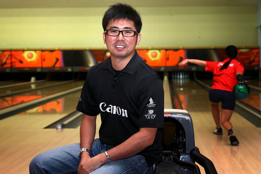 Winning the Jakarta event yesterday earned former world champion Remy Ong a cheque for $1,000.