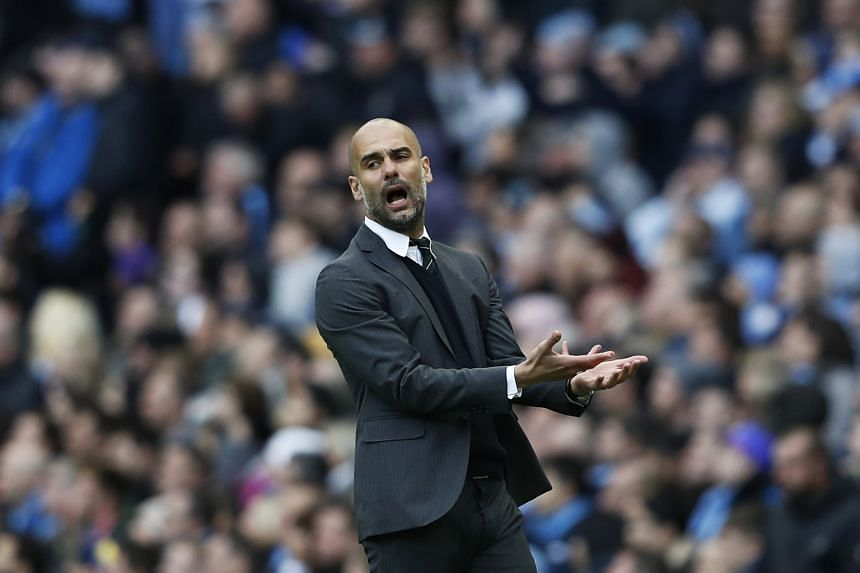 Manchester City gave new manager Pep Guardiola 10 straight victories at the start of the season but have not won since late September.