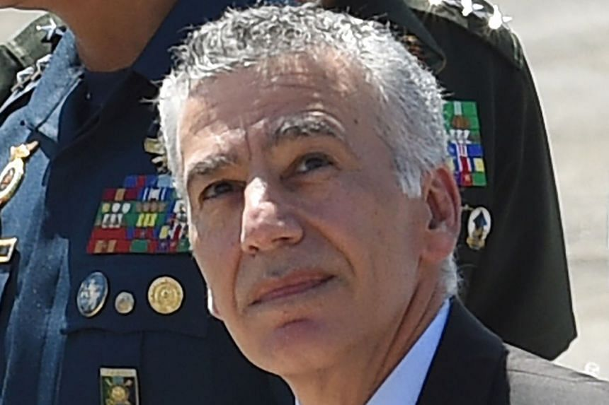 ISIS is seeking to increase its involvement in the southern Philippines, says US Ambassador Philip Goldberg.