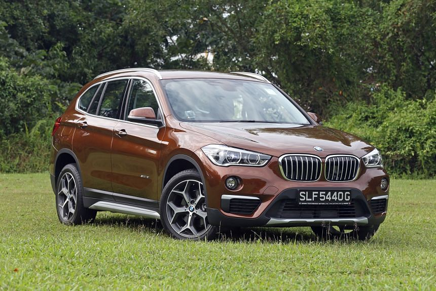 Bmw Introduces 1 5 Litre Three Cylinder X1 Motoring News Top