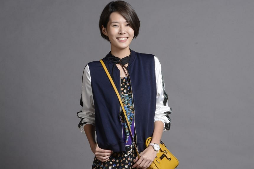 Actress Carrie Wong plays a rookie nurse caught in a love triangle in the new television series, You Can Be An Angel 2.