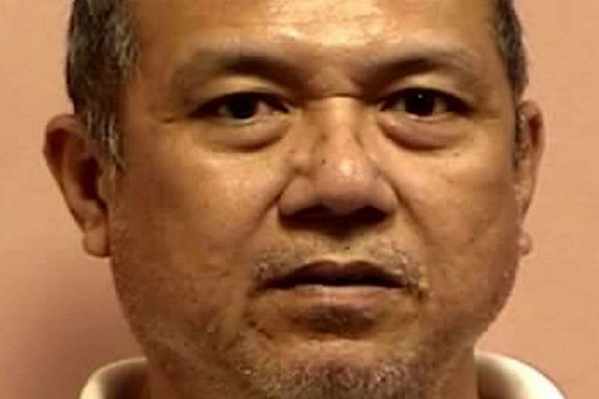 Pow drove his bus straight into Mr Tan, pinning him under the bus on Sept 27 last year.