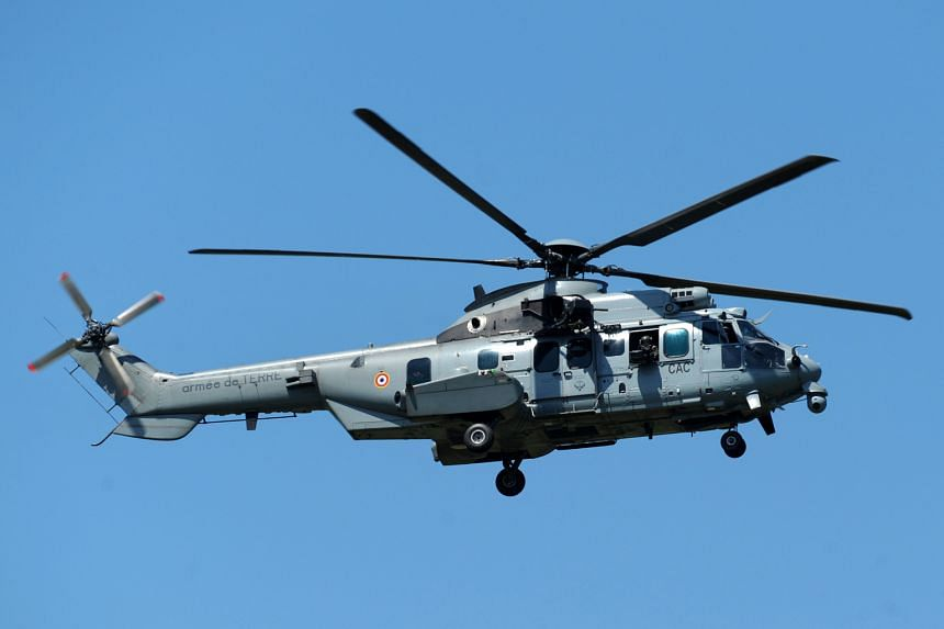An Airbus H225M helicopter. Mindef says it is buying the same type of copter, as well as the CH-47F from Boeing.