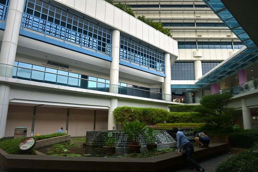 A view of KK Hospital. Minister of State for Health Chee Hong Tat said the focus of MediShield Life should still be on large hospital bills.