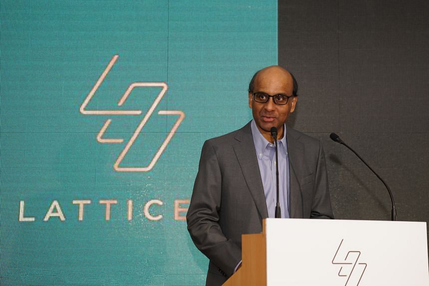 Mr Tharman was speaking about the MAS review on VC firm rules at yesterday's opening of fintech hub Lattice80, which aims to create an ecosystem for financial technology start-ups.