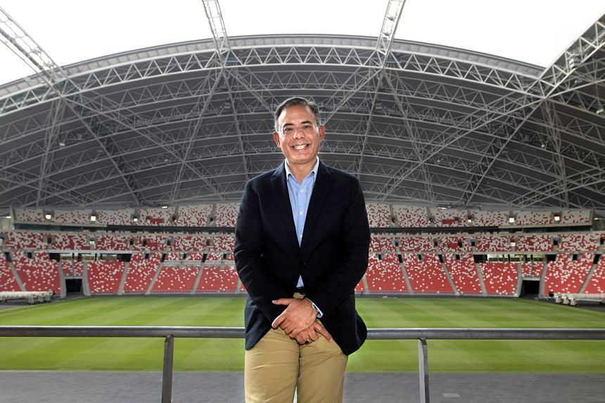 """On complaints about the sound system at concerts, Sports Hub CEO Manu Sawhney says the National Stadium's main purpose was never meant to be """"acoustic-focused""""."""