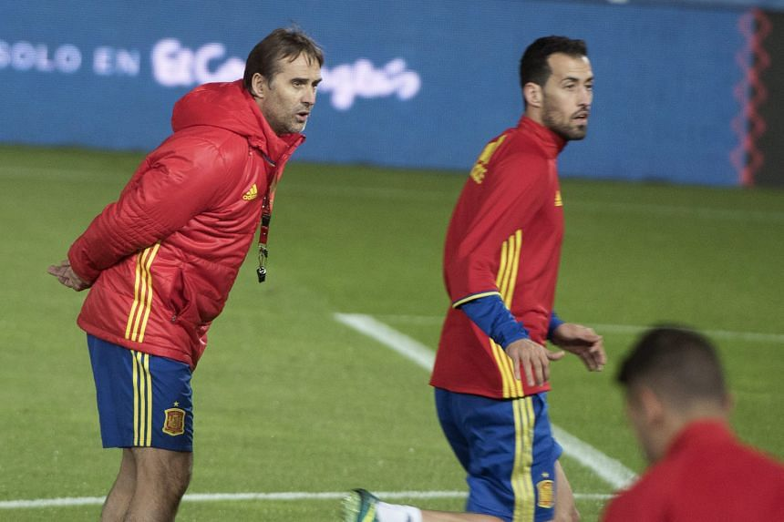 Spain manager Julen Lopetegui earned his promotion on the basis of his performance as the Under-21s coach, an example that Gareth Southgate will be keen to emulate. Spain and England face each other in a friendly at Wembley today.