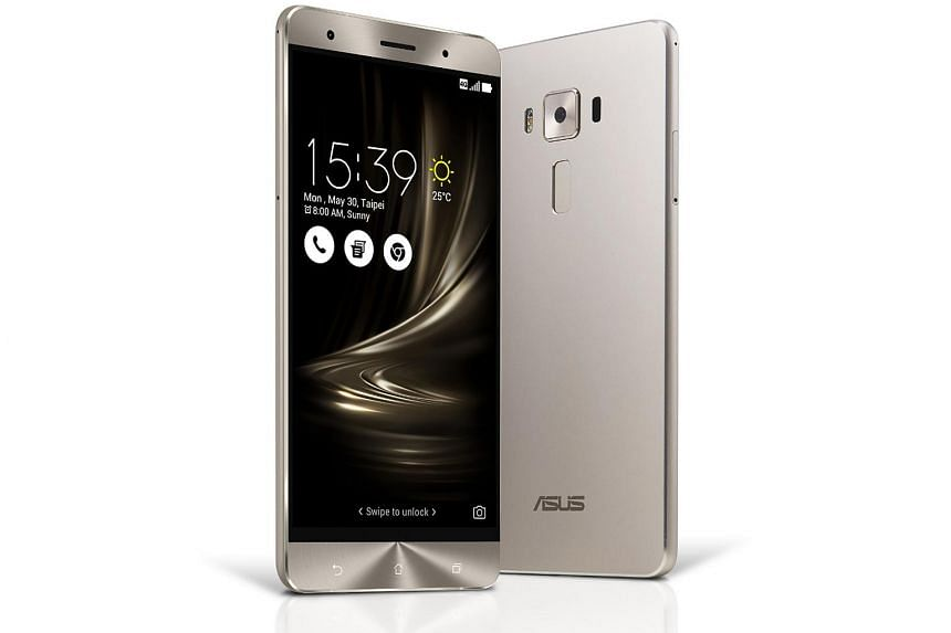 The phone has powerful specs but has the same issue as many other Asus products - bloatware.