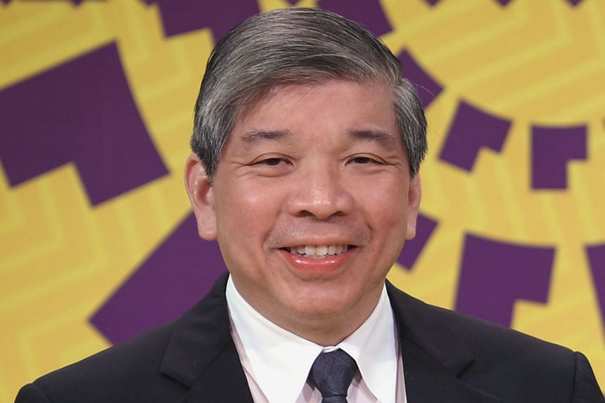 Mr Teo (above) said business leaders see potential in untapped markets opened up by new technology.