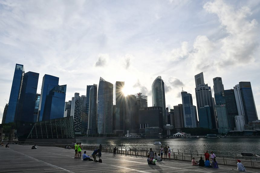 Singapore's gross external debt is linked to the debt liabilities in the Republic's banking sector, and is thus a reflection of the country's stature as a major international financial centre