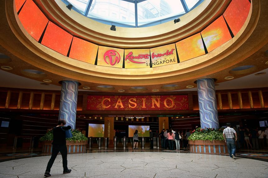 Casino operator Genting Singapore, which owns Resorts World Sentosa, has been a favourite market pick recently.