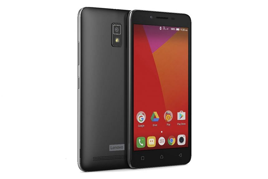 The Lenovo A6600 Plus has space for a microSD card and two SIM cards.