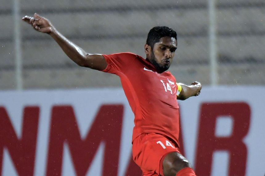 Lions midfielder Hariss Harun, 26, has been a key player for club and country. Johor Darul Ta'zim know that loaning him out will hurt the club in the short term but they expect to reap benefits in the long term.