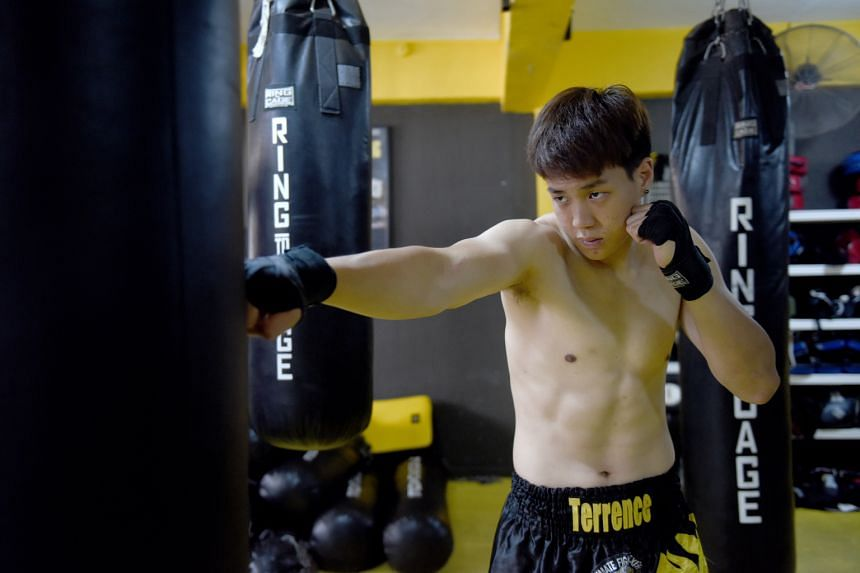 The future of muay thai looks bright for exponents like Terrence Teo, after the combat sport was granted provisional Olympic status.