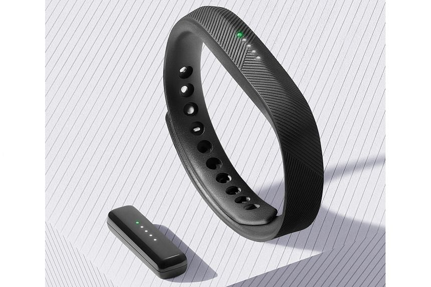 Like the original, the Flex 2 is a simple fitness tracker with no LCD screen, GPS function and heart-rate monitor.