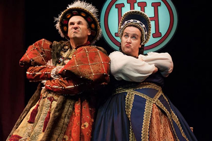 Colourful personalities from Britain's history are brought to life in The Best Of Barmy Britain.