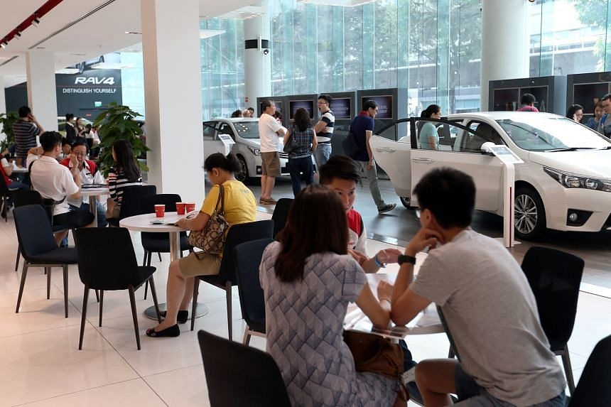 Speculation that more layoffs are in store comes after news that Inchcape's flagship Borneo Motors is closing its Sin Ming Avenue workshop.