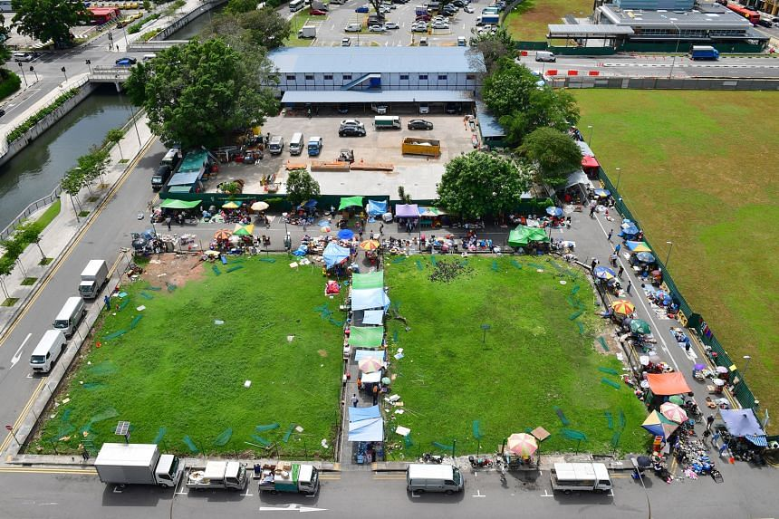 It is the homestretch for the Sungei Road flea market. The iconic site - beloved of peddlers and bargain-hunters - will soon have to make way for the Sungei Road MRT station, which is due to open this year. It is not yet clear when the market will be